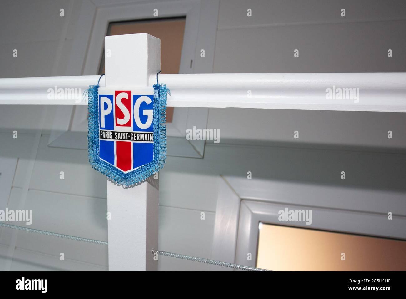 Paris Saint Germain Fussballverein Stockfotos Und Bilder Kaufen Alamy