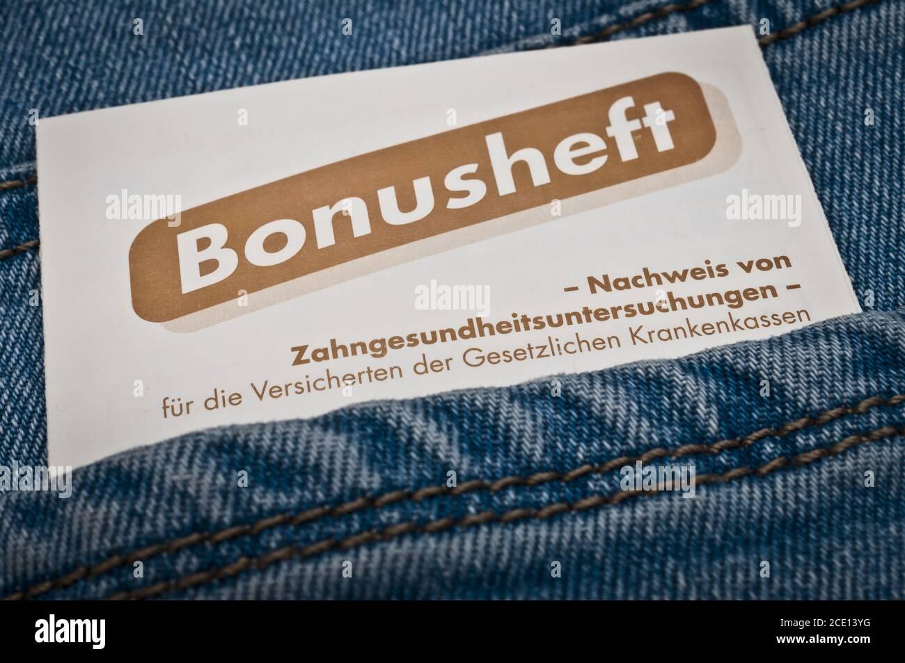 Geschenk-Gutschein Stockfoto