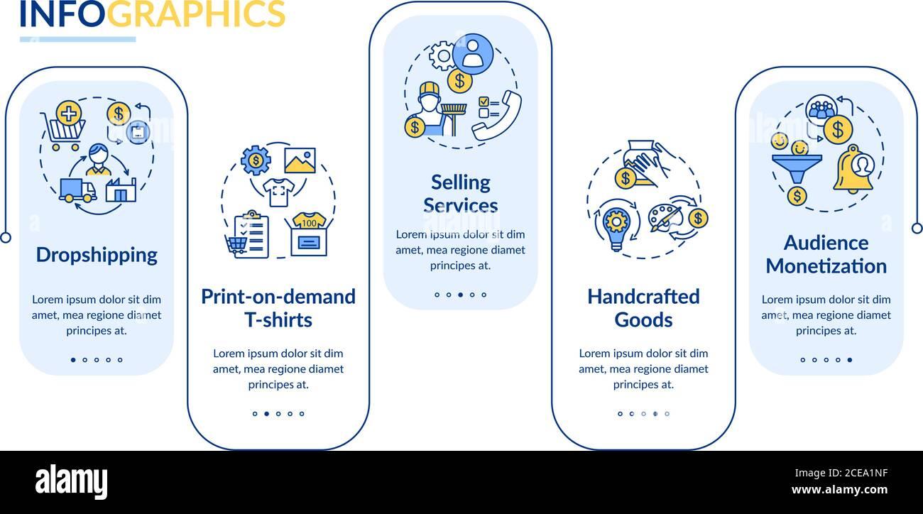 Monetization Icon Business Concept Stockfotos Und Bilder Kaufen Alamy
