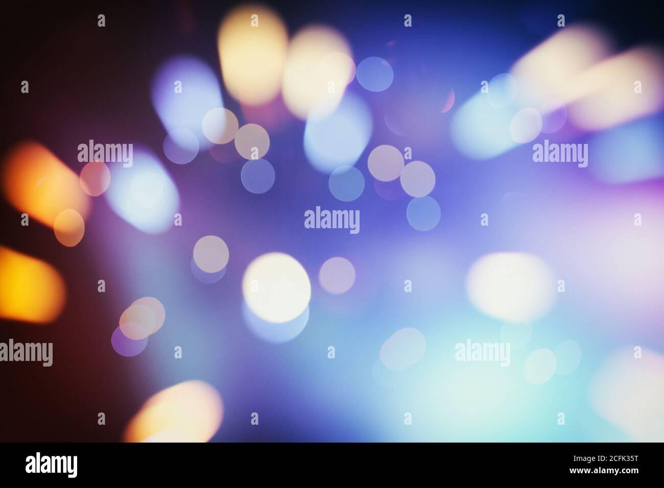 Farbige abstrakte verschwommenen hellen Hintergrund Layout Design für Hintergrund Konzept oder Festival Hintergrund werden kann. Stockfoto