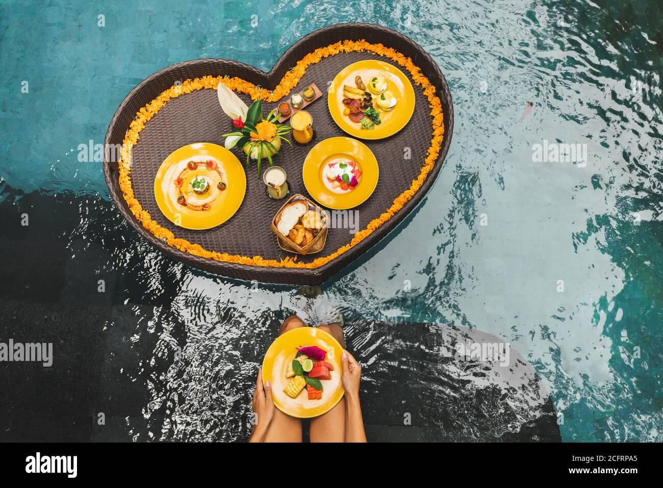 Rattan Tablett Stockfotos und bilder Kaufen Alamy