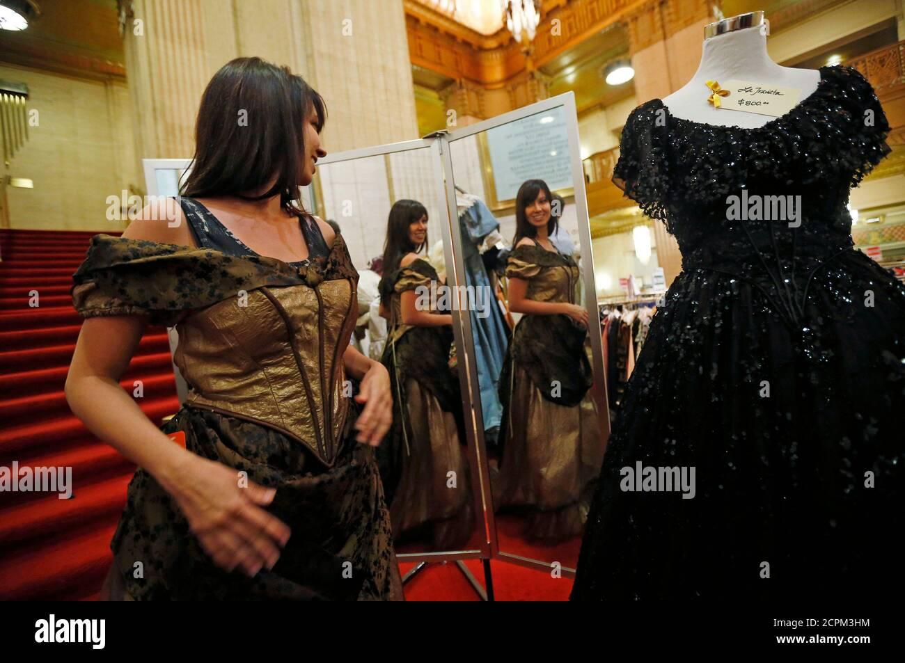 Oper kleid für Was ziehe