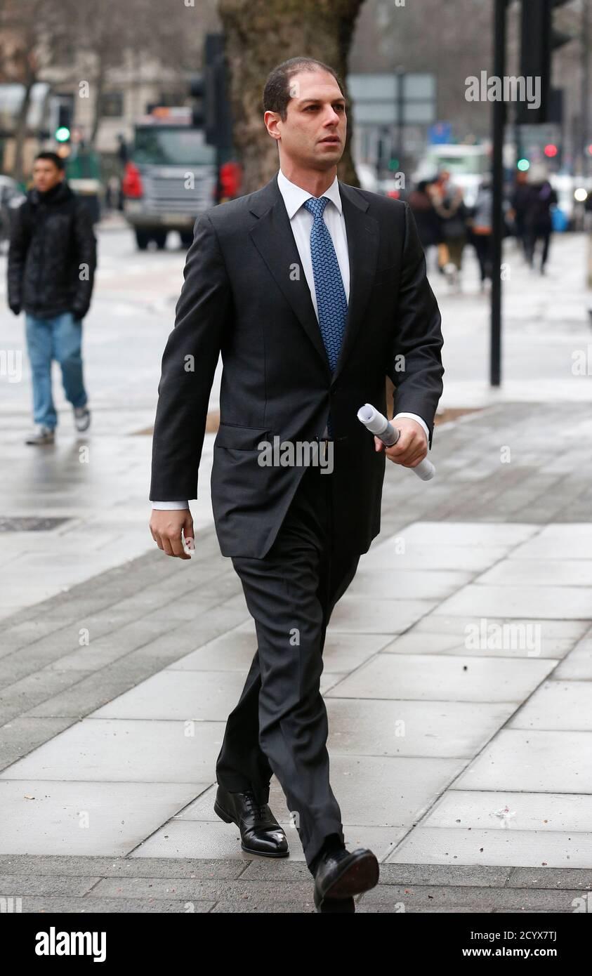 Ehemalige Credit Suisse Händler Kareem Serageldin kommt in