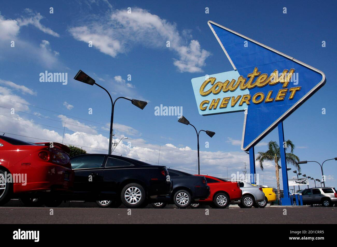Phoenix Auto Show Stockfotos Und Bilder Kaufen Alamy