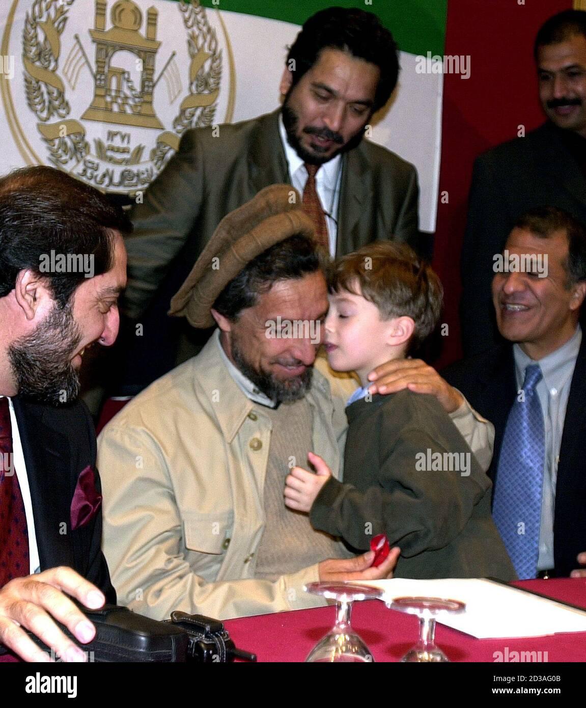 Ahmad Shah Massoud Stockfotos und  bilder Kaufen   Alamy