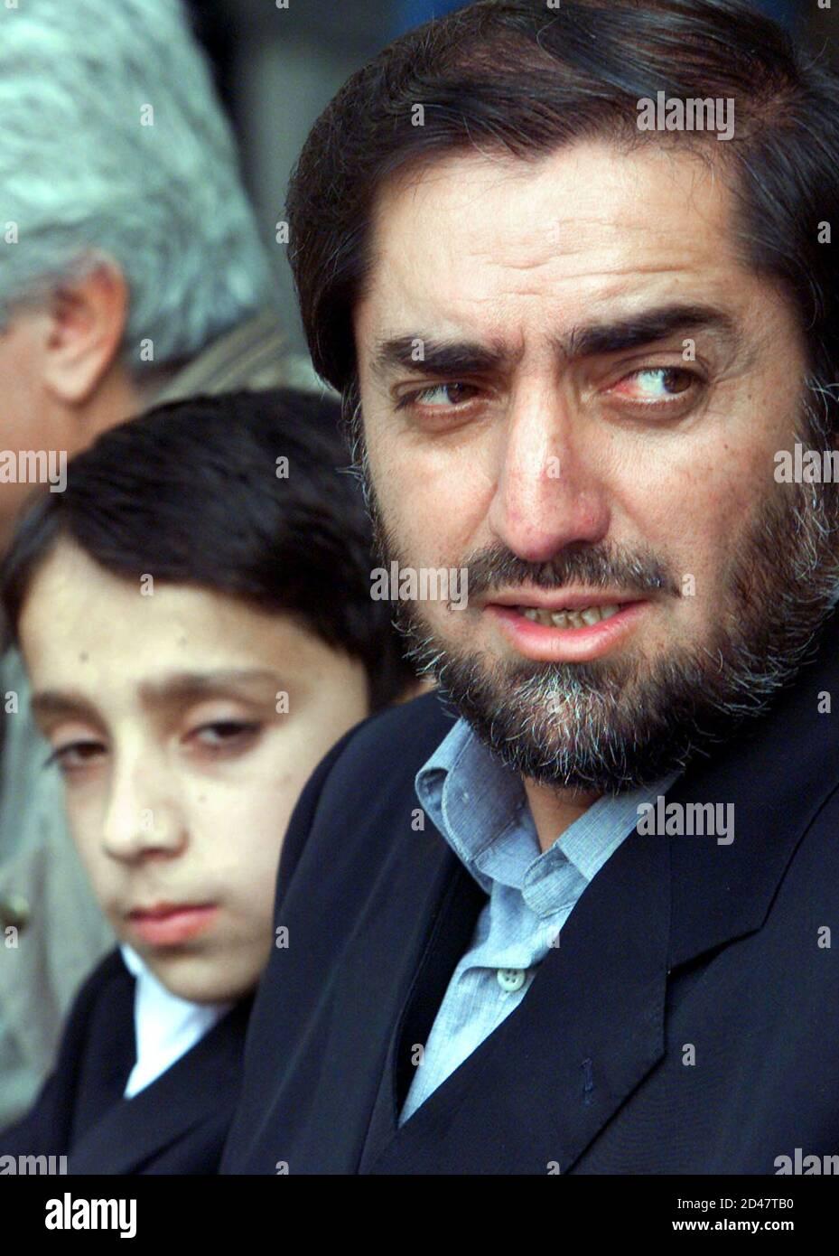 Ahmed Shah Massoud Stockfotos und  bilder Kaufen   Alamy