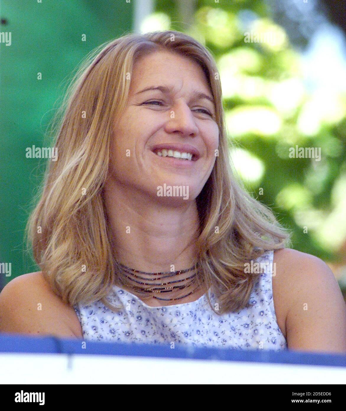 Steffi Graf Stockfotos Und Bilder Kaufen Alamy