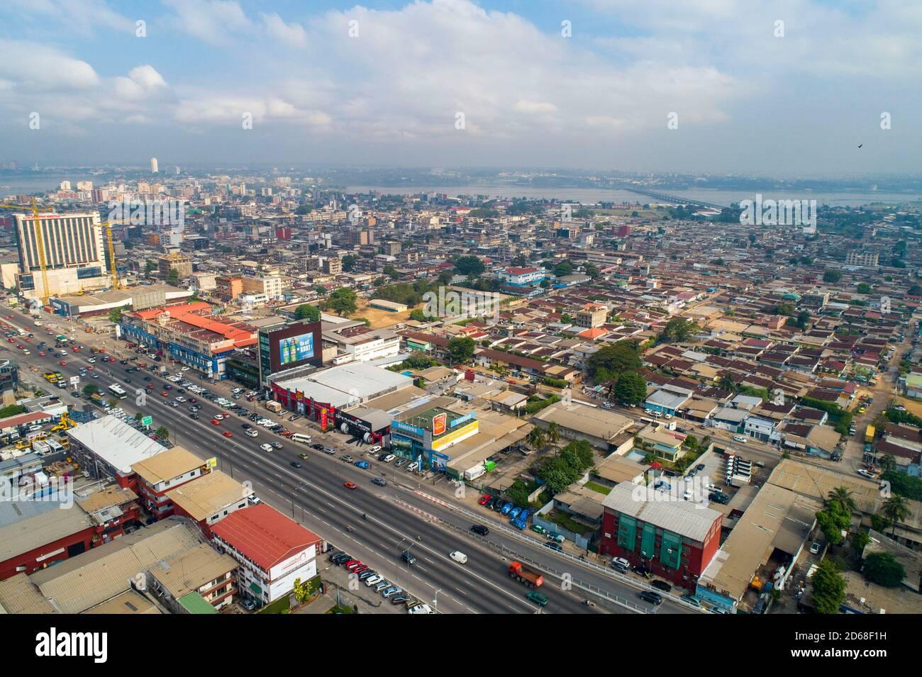 Abidjan Stockfotos Und Bilder Kaufen Alamy