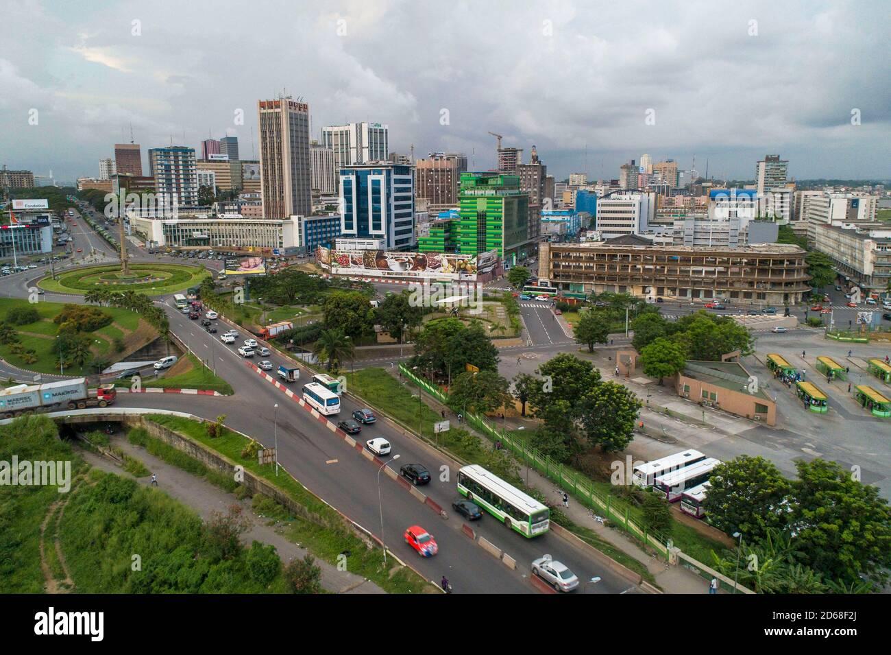 Ivory Coast Building Stockfotos Und Bilder Kaufen Seite 2 Alamy