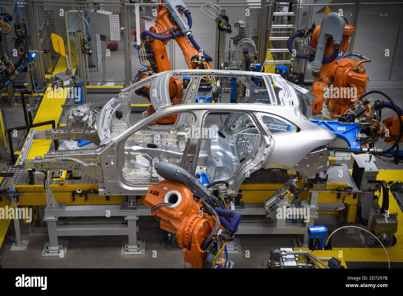 Land Rover Birmingham Stockfotos Und Bilder Kaufen Alamy