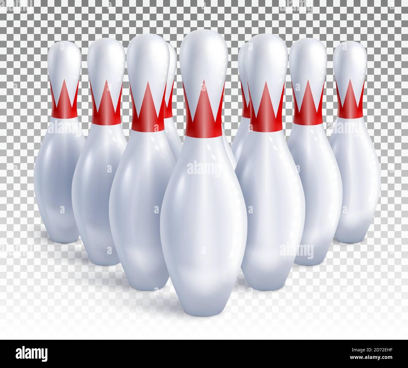 Ten Pin Bowling Score Stock Vektorgrafiken kaufen   Alamy