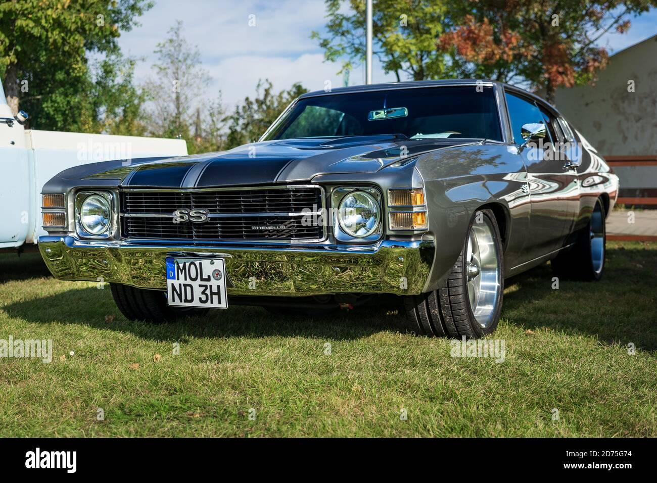 Chevrolet Chevelle Ss Stockfotos Und Bilder Kaufen Alamy