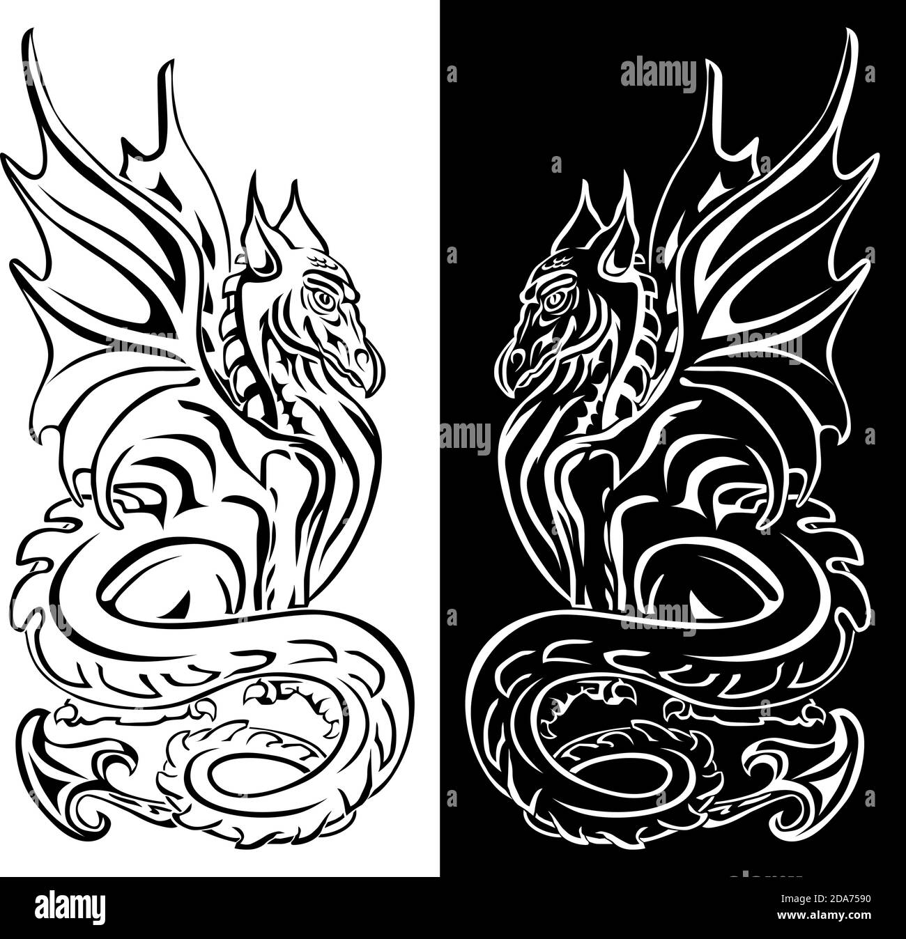 Tattoos bilder drachen SKIN STORIES