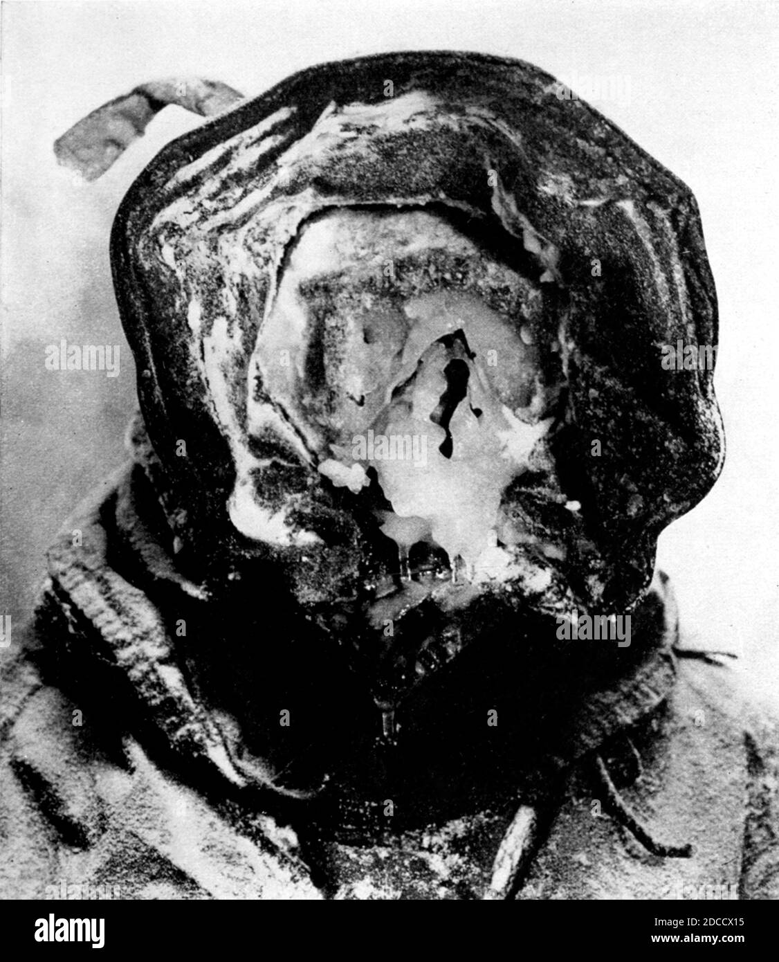 Australasian Antarctic Expedition, 1913 Stockfoto