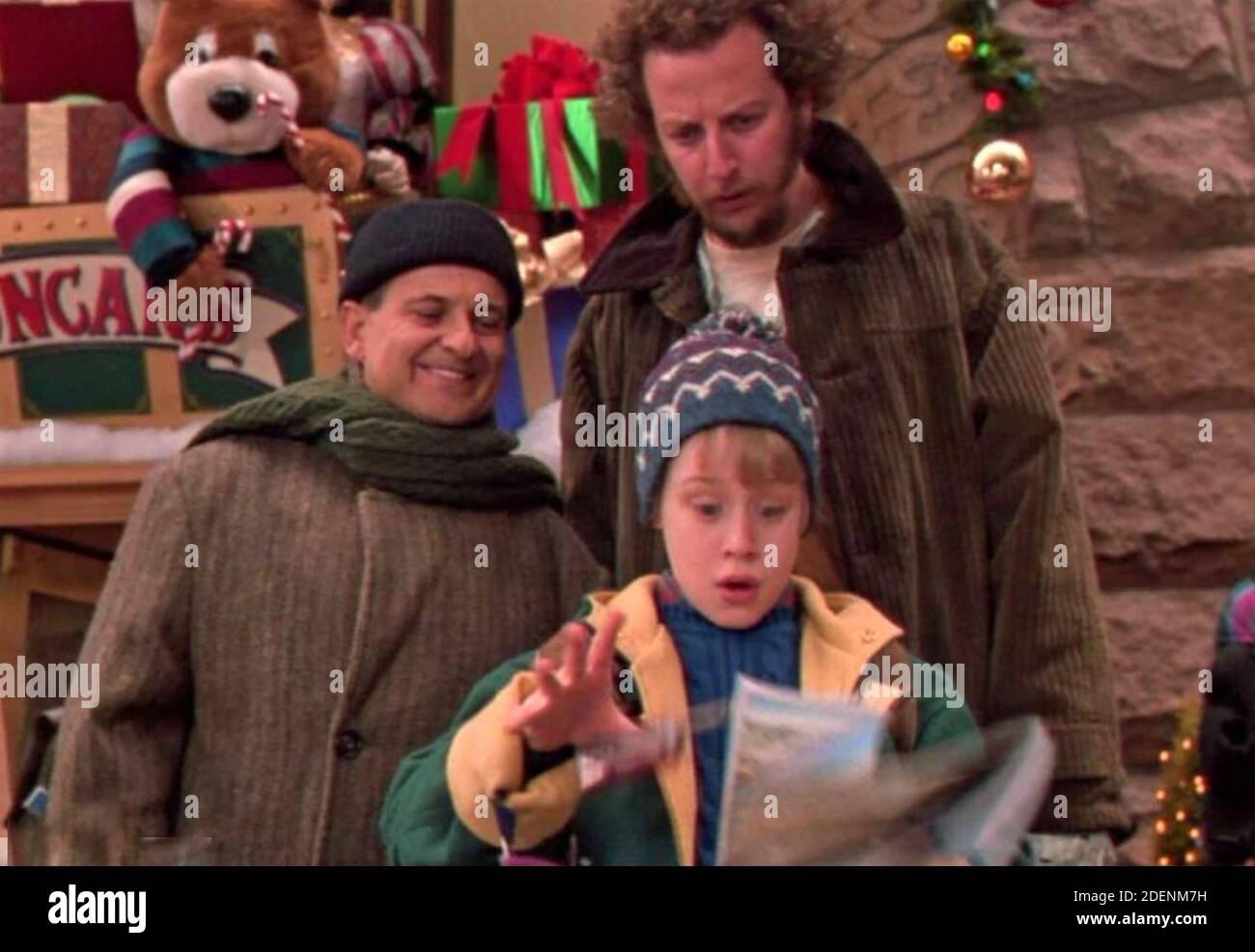 Home Alone 20 Culkin Stockfotos und  bilder Kaufen   Alamy