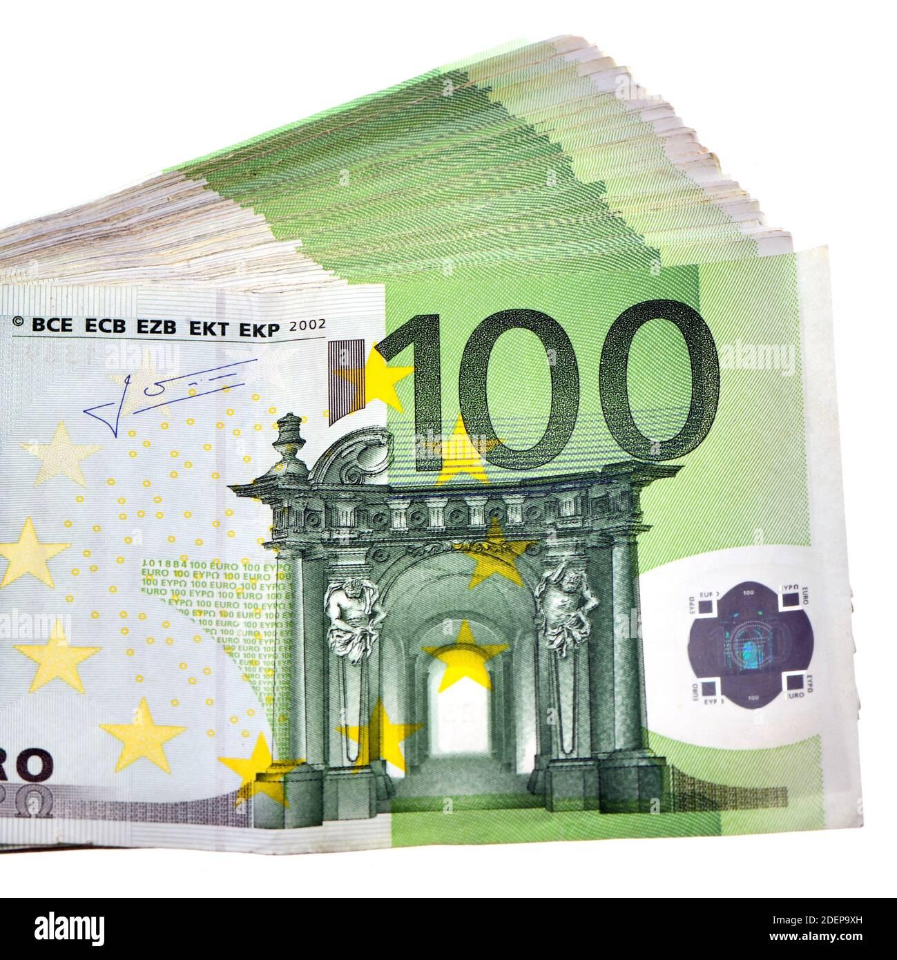 1000 Euro Schein Auf Weissem Hintergrund Stockfotos Und Bilder Kaufen Alamy