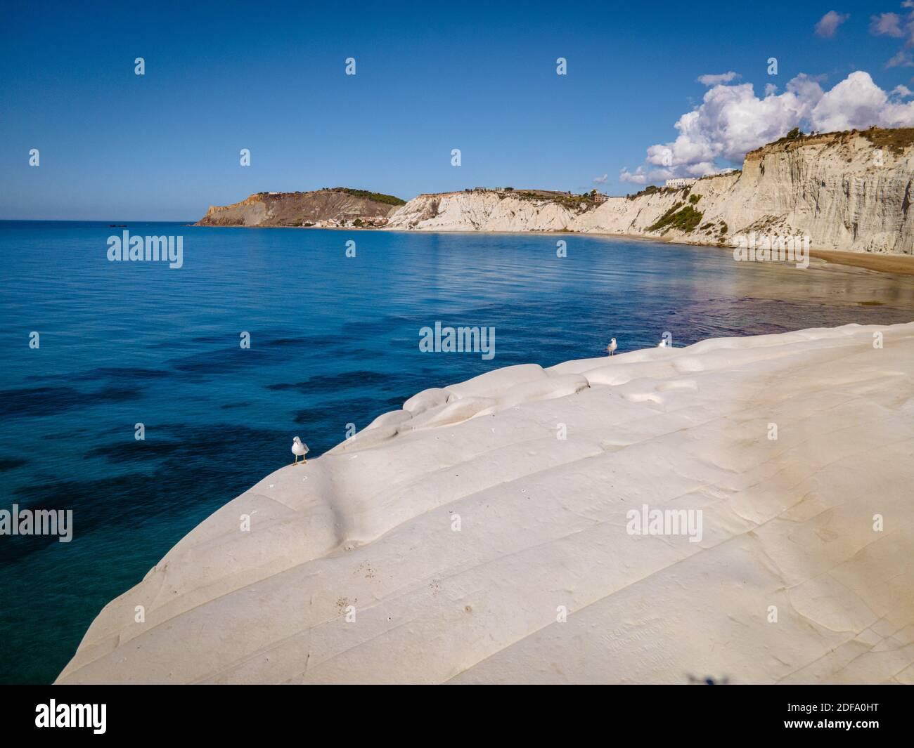 Realmonte Turkish Scale Beach Stockfotos und  bilder Kaufen   Alamy