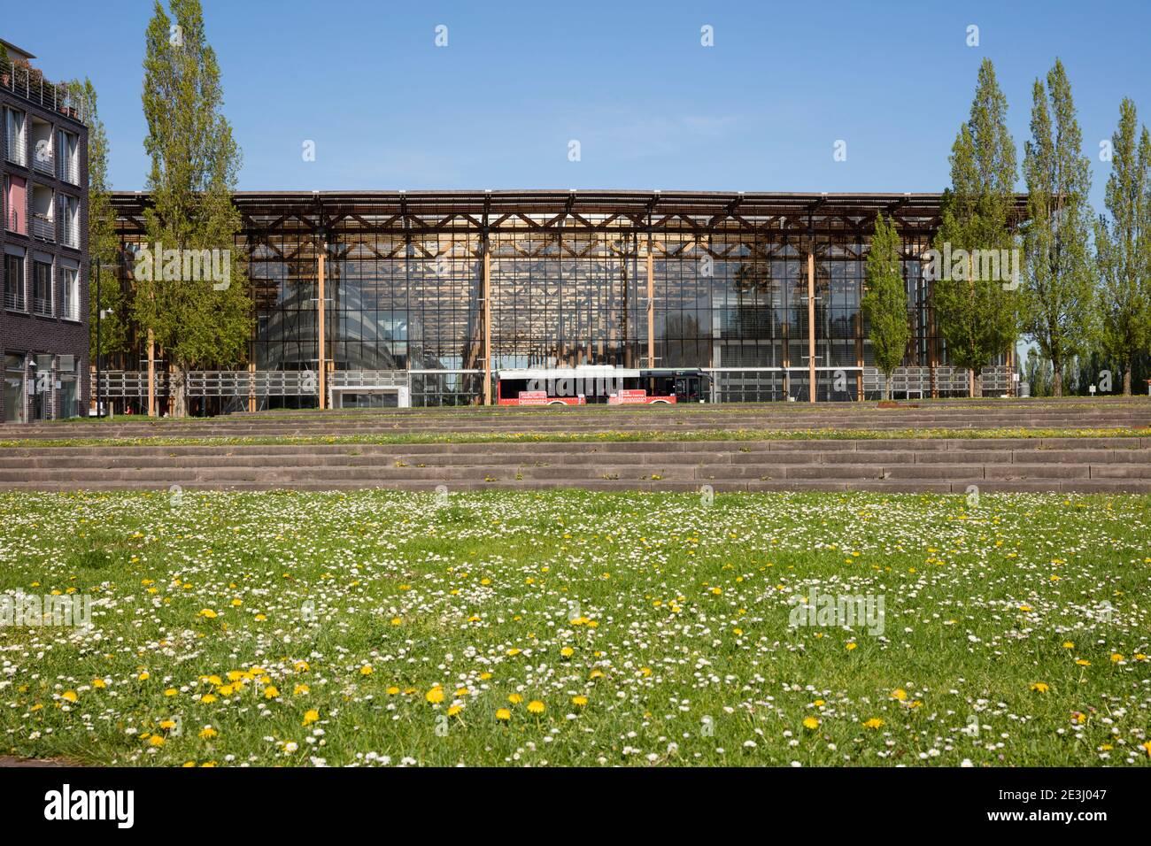 Akademie Mont Cenis, Herne, Ruhrgebiet, Nordrhein-Westfalen, Deutschland, Europa Stockfoto