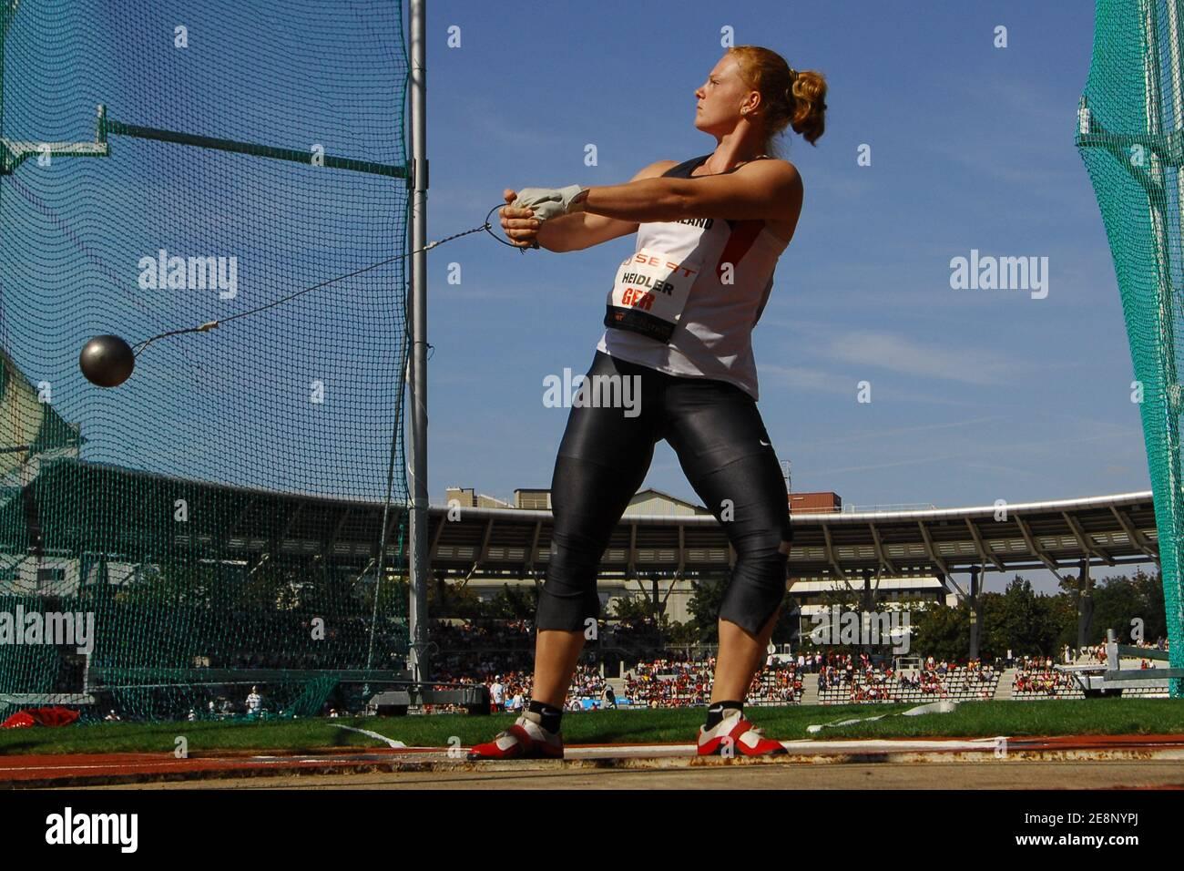 Betty Heidler Stockfotos Und Bilder Kaufen Alamy