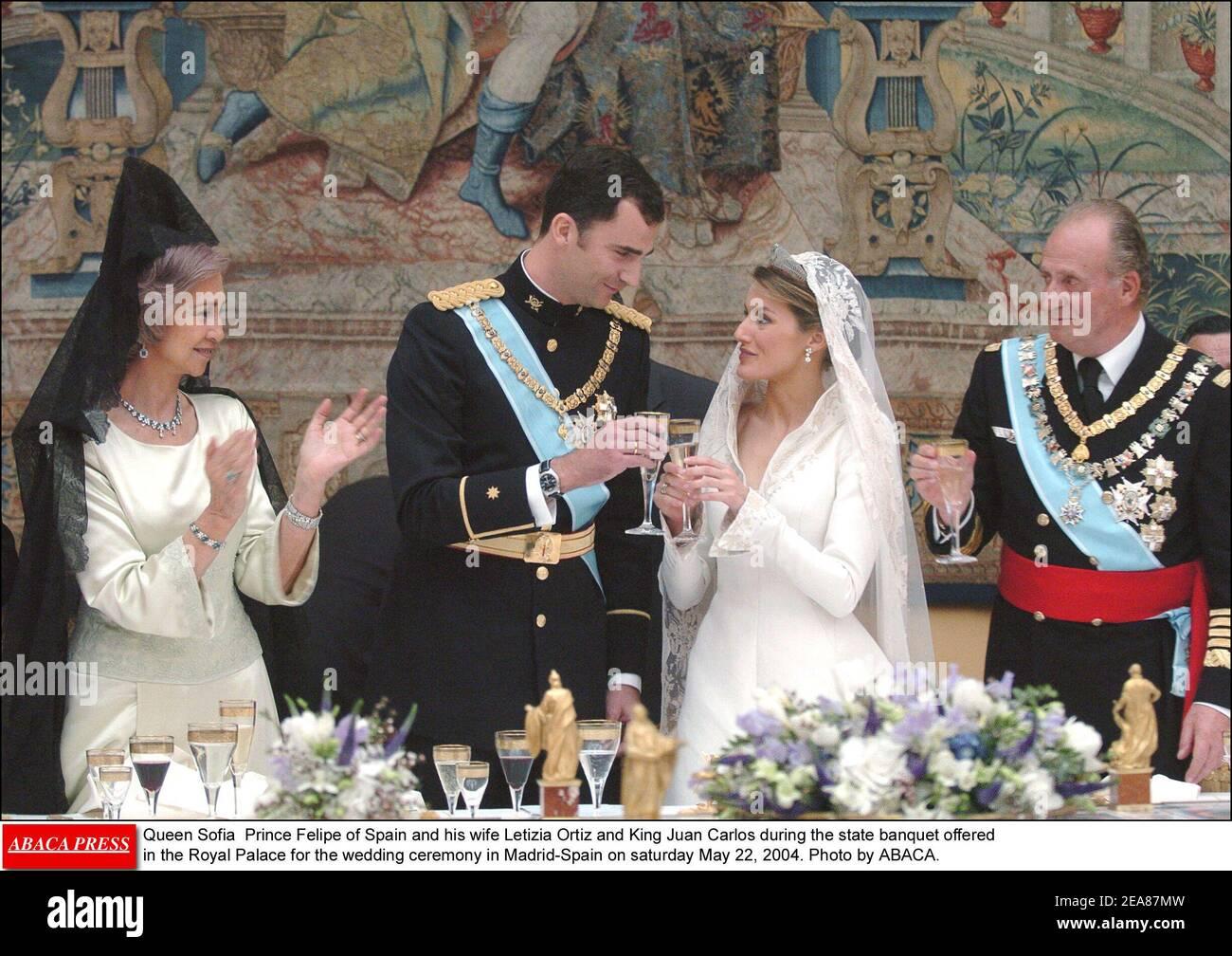 Brautkleid letizia spanien Letizia Hochzeitskleid