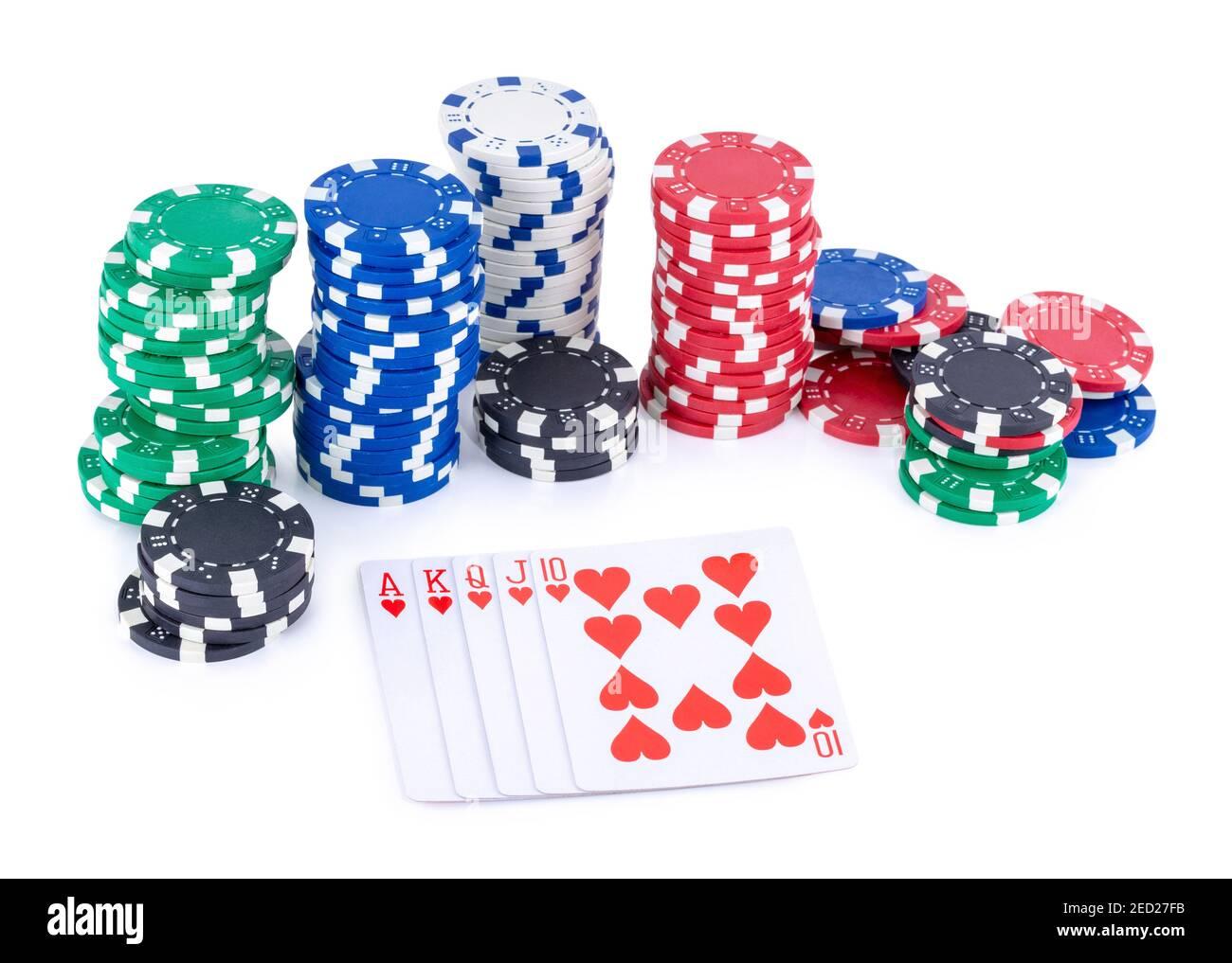 Hand poker höchste beim Texas Holdem