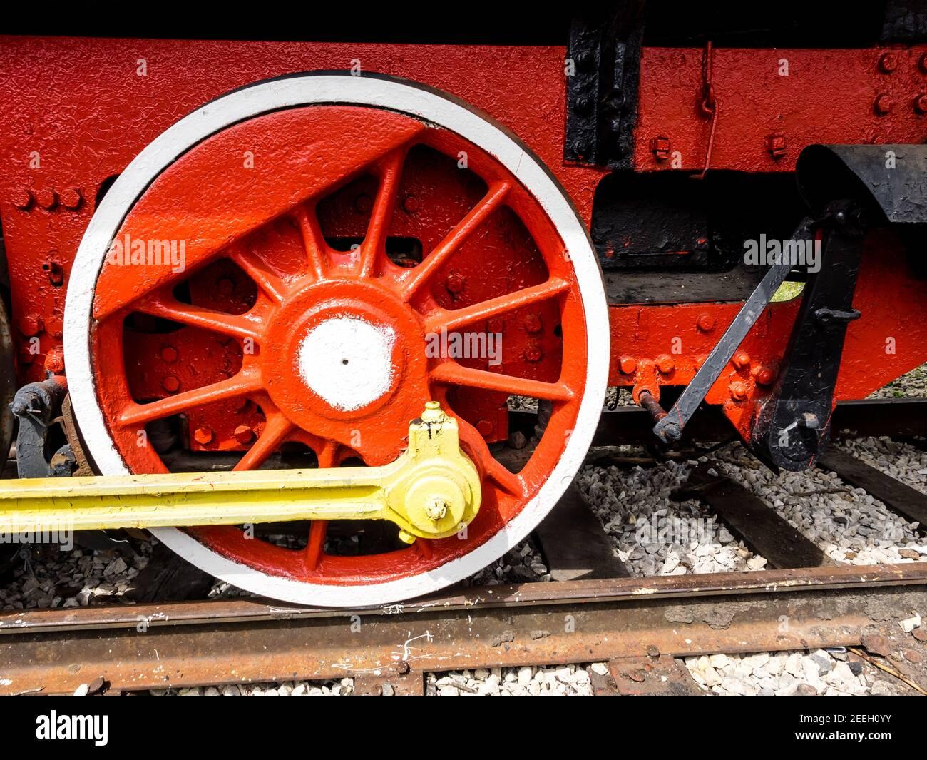 Wheels Of The Carriage Stockfotos und  bilder Kaufen   Alamy