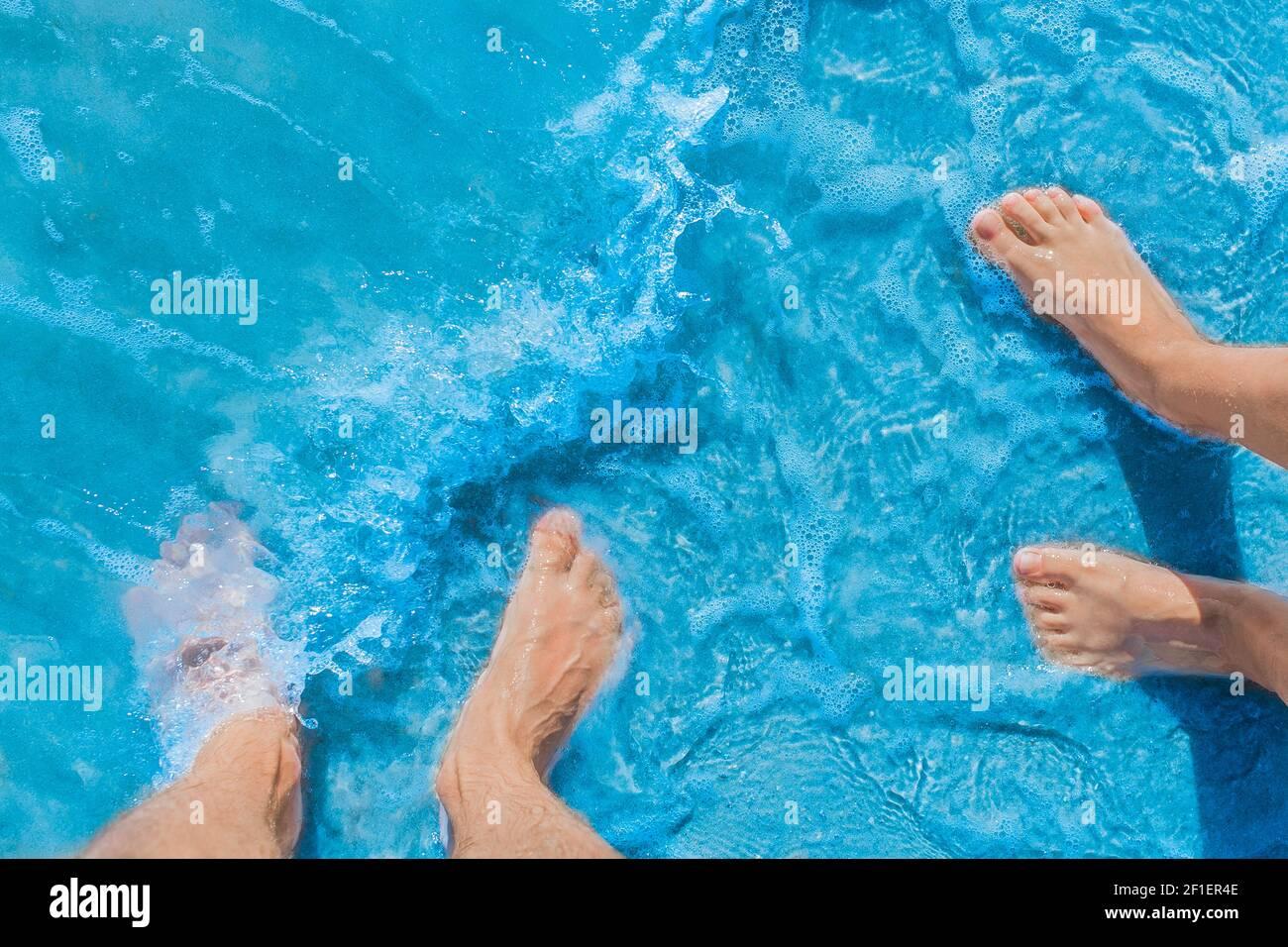 Auf männer warum füße stehen Fußfetisch: Darum