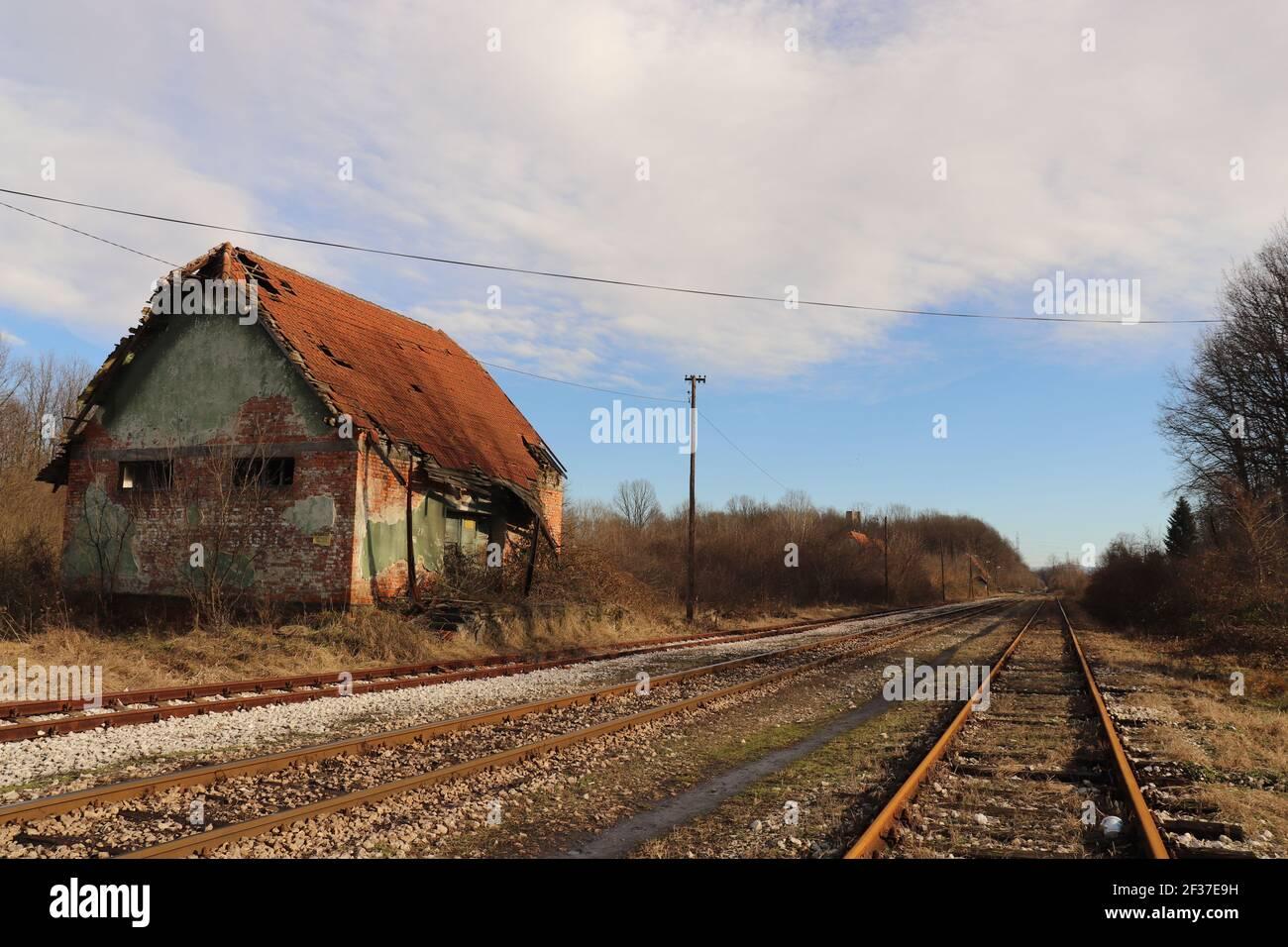 Ungarische Eisenbahn Stockfotos und  bilder Kaufen   Alamy