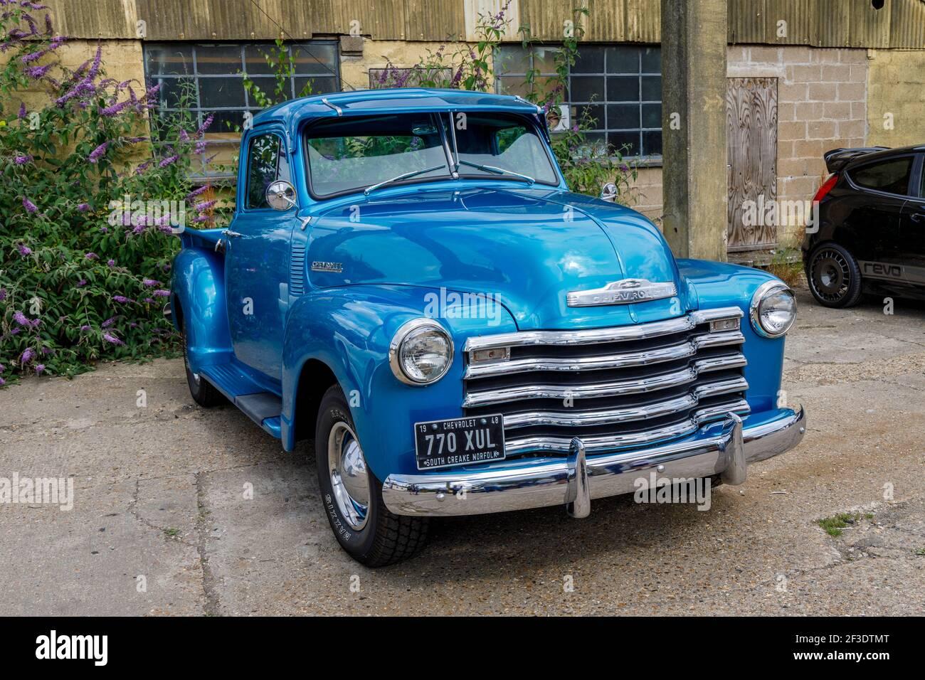Chevrolet 3100 Kleintransporter Stockfotos Und Bilder Kaufen Alamy