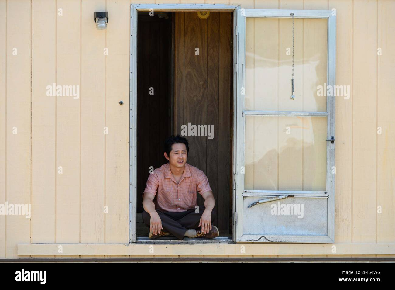 MINARI (2020) STEVEN YEUN LEE ISAAC CHUNG (DIR) A24/MOVIESTORE KOLLEKTION LTD Stockfoto