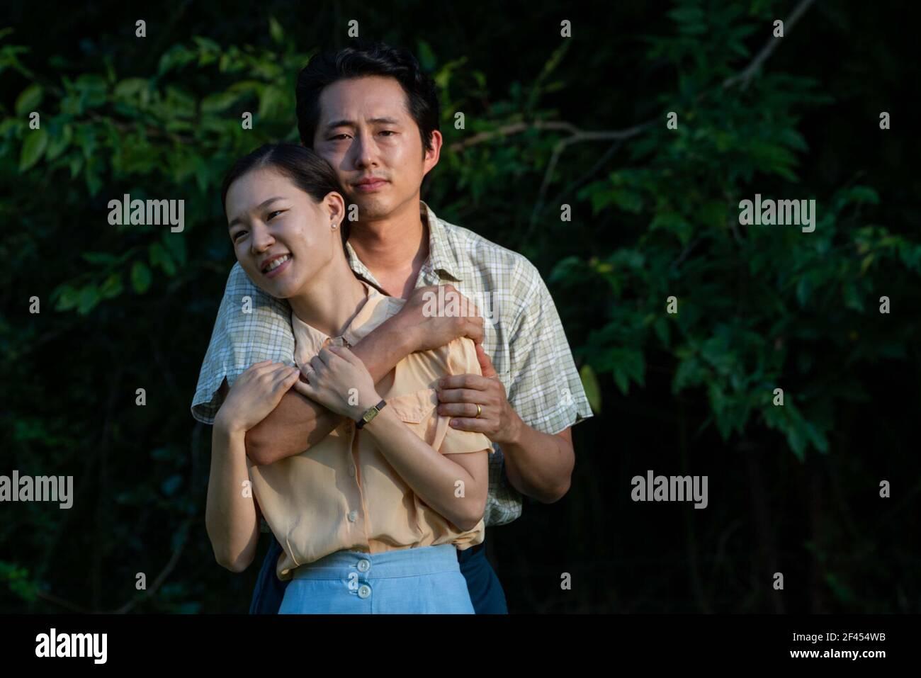 MINARI (2020) HAN YERI STEVEN YEUN LEE ISAAC CHUNG (DIR) A24/MOVIESTORE COLLECTION LTD Stockfoto