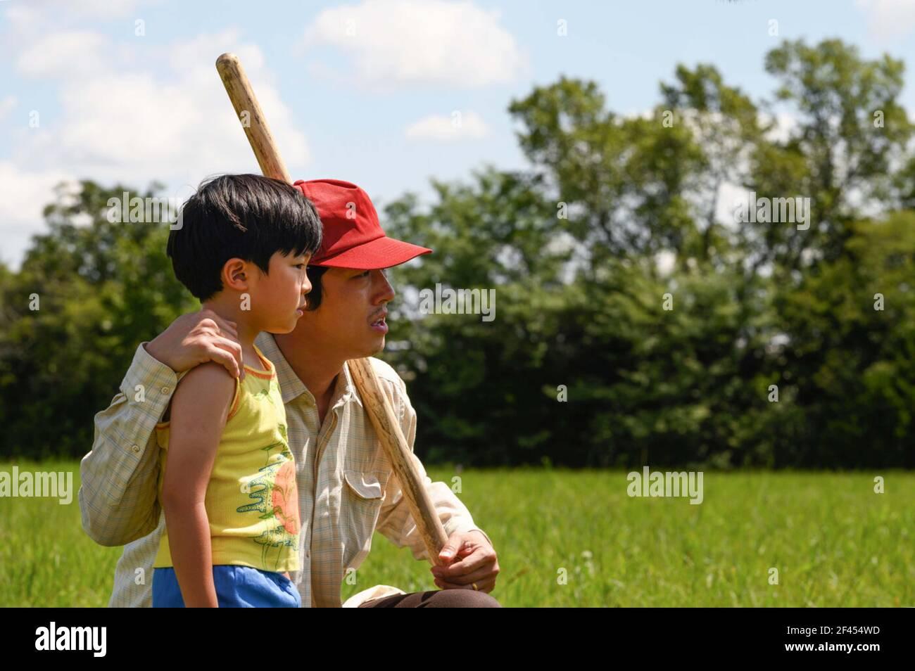 MINARI (2020) ALAN S KIM STEVEN YEUN LEE ISAAC CHUNG (DIR) A24/MOVIESTORE COLLECTION LTD Stockfoto