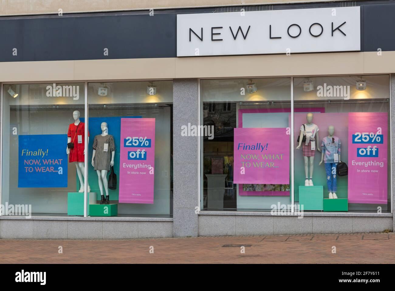 20  Rabatt auf alles im New Look Store in Bournemouth, Dorset ...