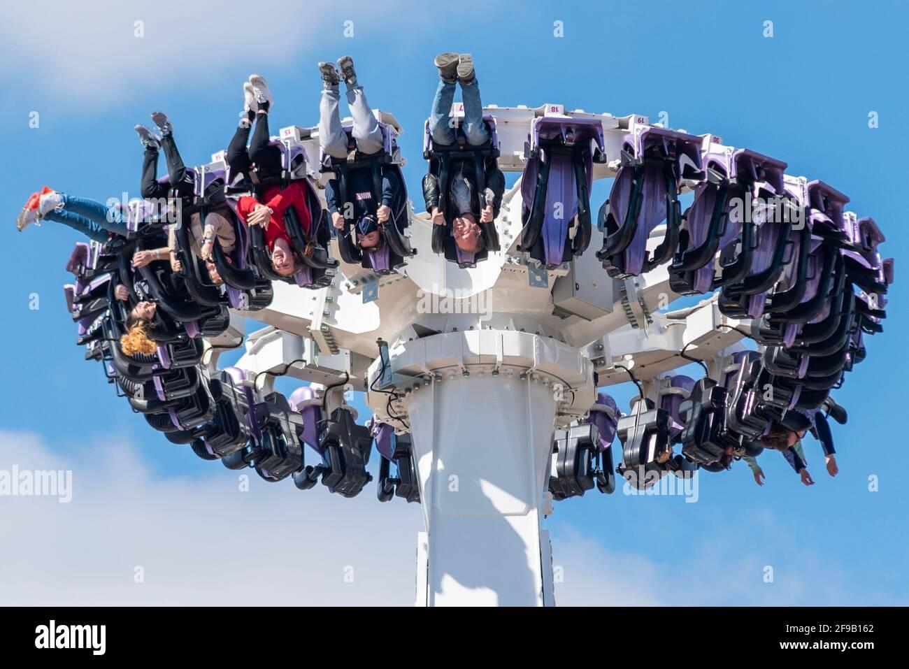 Adventure Island Amusement Park Southend On Sea Stockfotos Und Bilder Kaufen Alamy