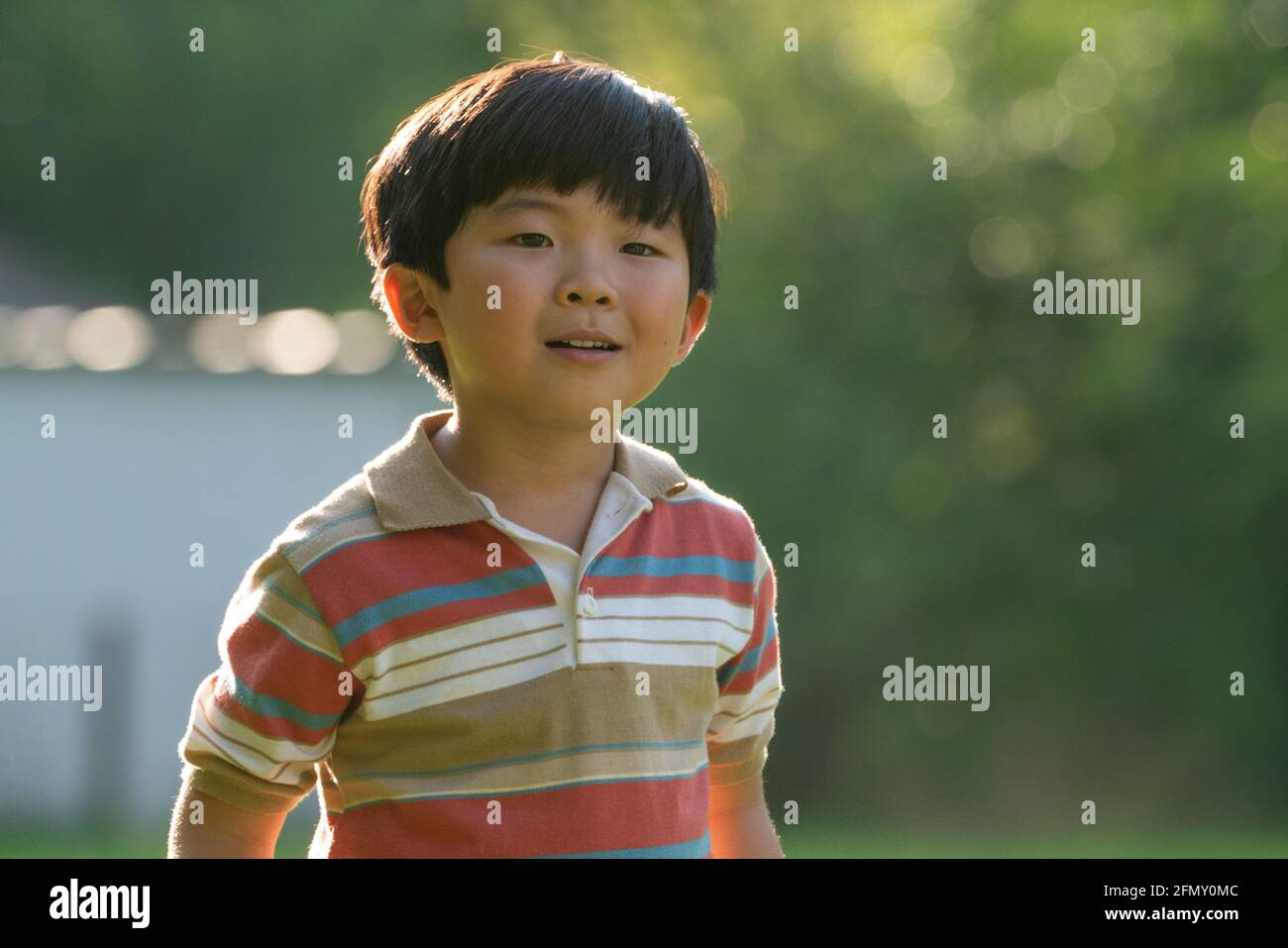 Minari Jahr : 2020 USA Regie : Lee Isaac Chung Alan S. Kim Stockfoto
