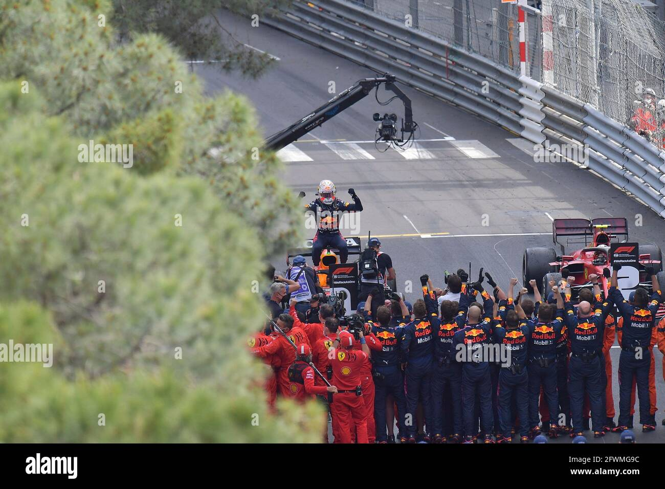 Formel 1 Monte Carlo 2021