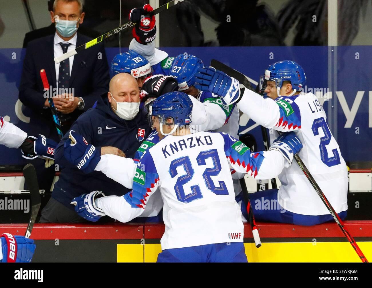 Eishockey-Weltmeisterschaft 2021