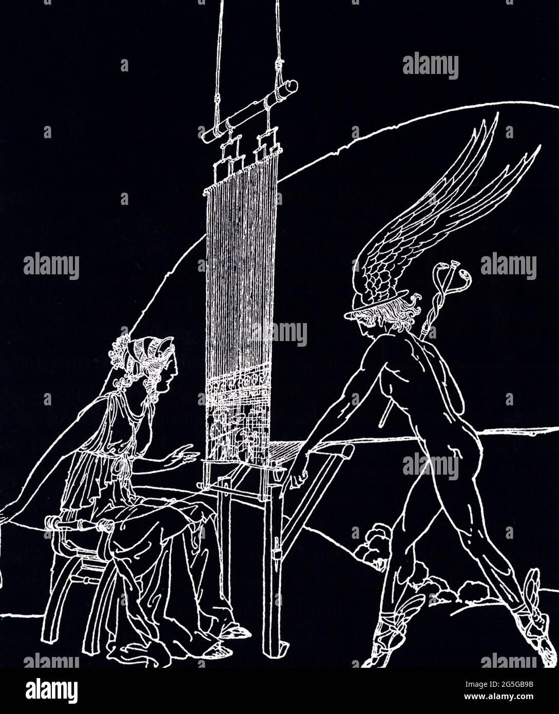 Hermes Griechischer Gott Stockfotos Und Bilder Kaufen Alamy