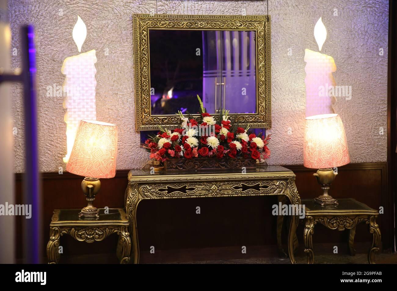 Kerzenlampen Stockfotos und  bilder Kaufen   Alamy