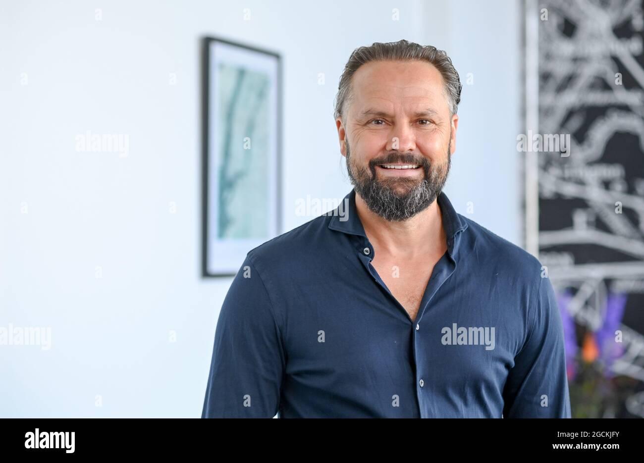 20. Juli 20, Berlin Wolfgang Heigl, Mitbegründer und CSO von ...