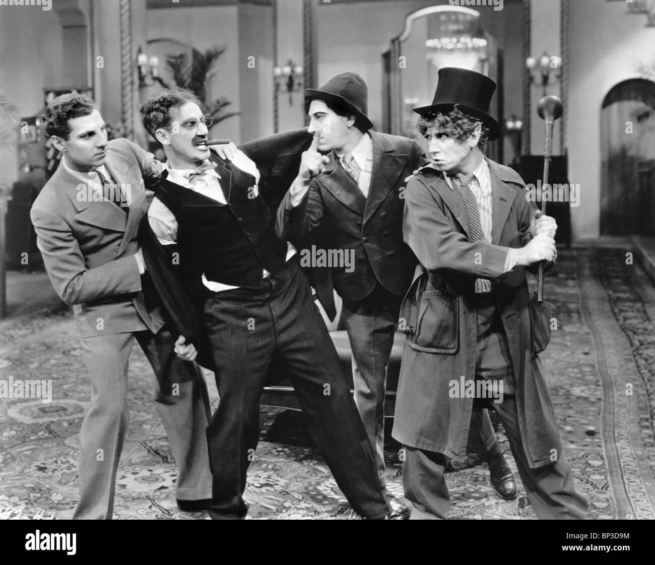 Zeppo Marx Groucho Marx Chico Marx Harpo Marx Duck Soup Marx