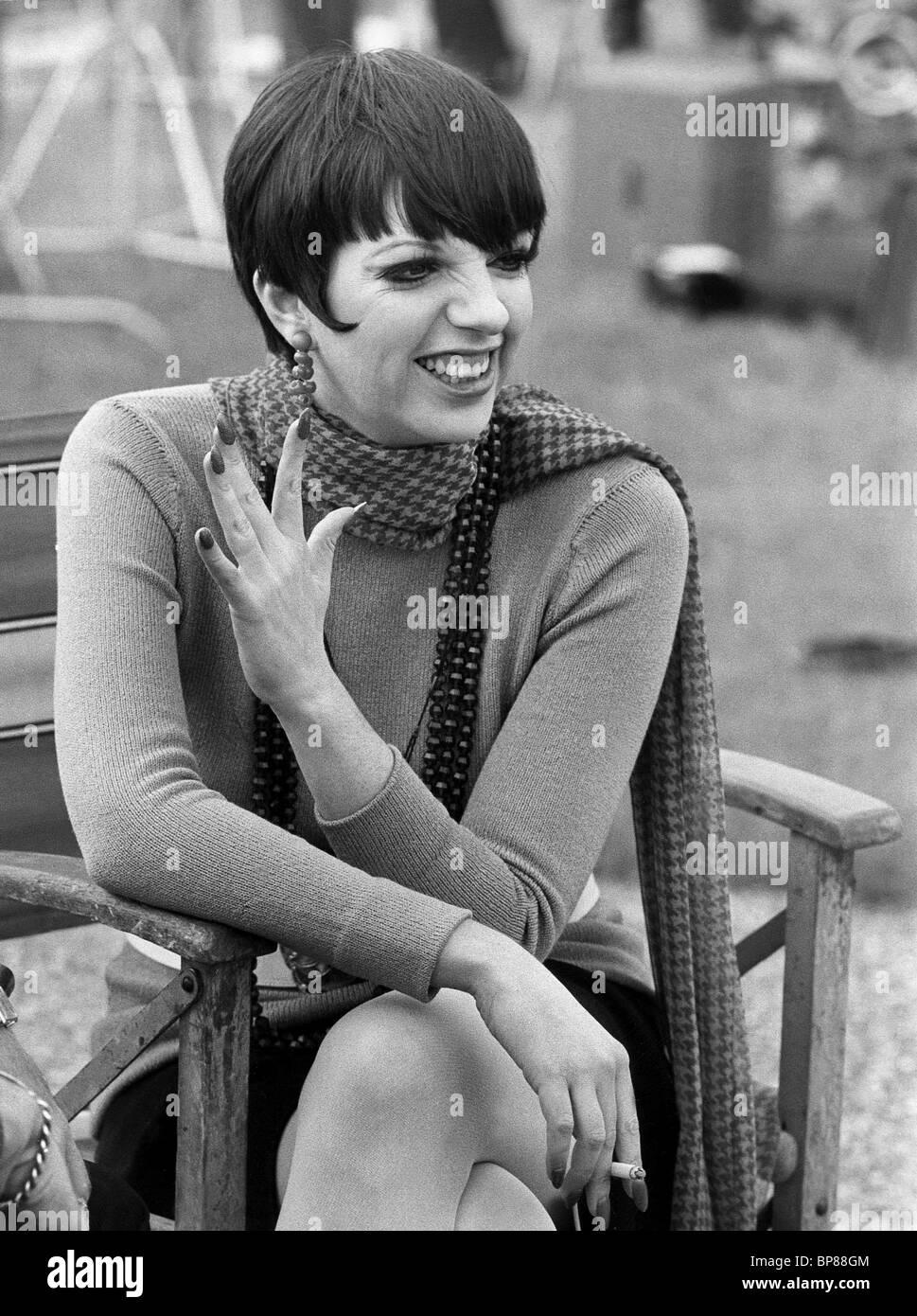 Liza Minnelli Cabaret 1972 Stockfoto Bild 30915156 Alamy