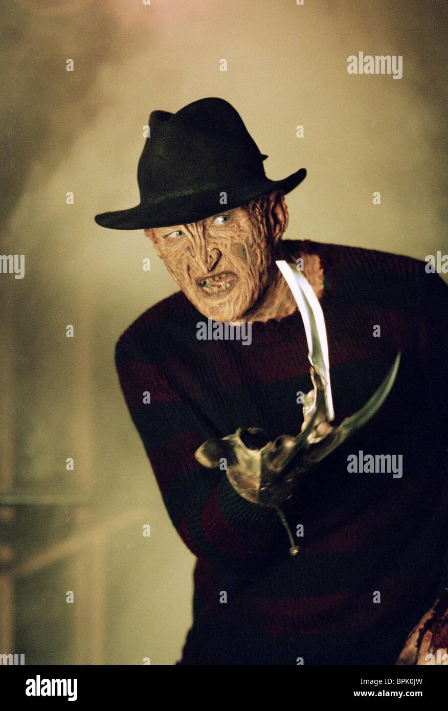 Robert Englund Aka Freddy Krueger Freddy Vs Jason 2003 Stockfoto