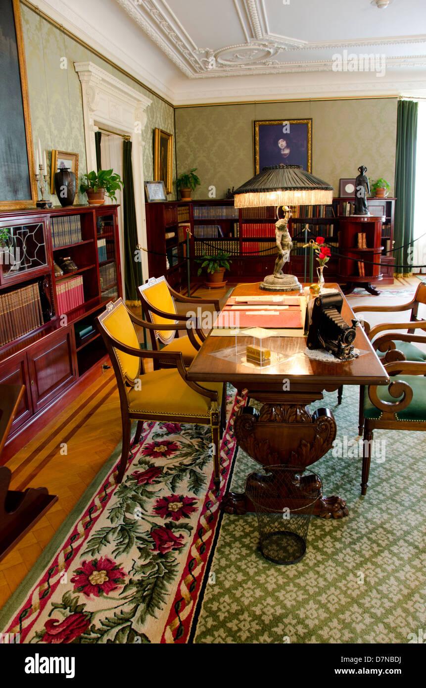 Rochester, New York. George Eastman House und internationalen Museum ...