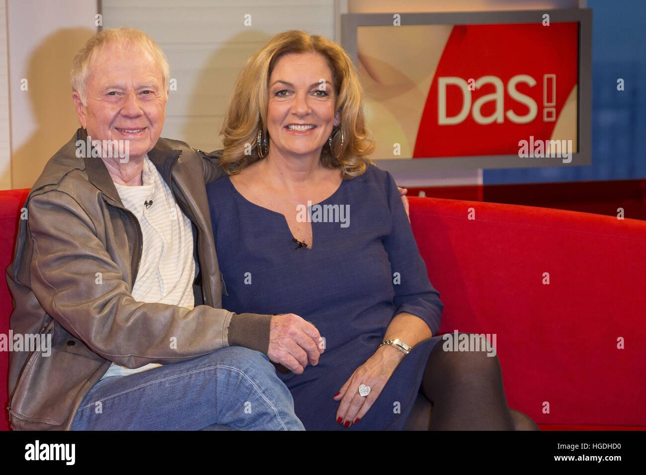 Wolfgang Petersen Teilnahme An Dem Roten Sofa Bei Das Ndr Studio