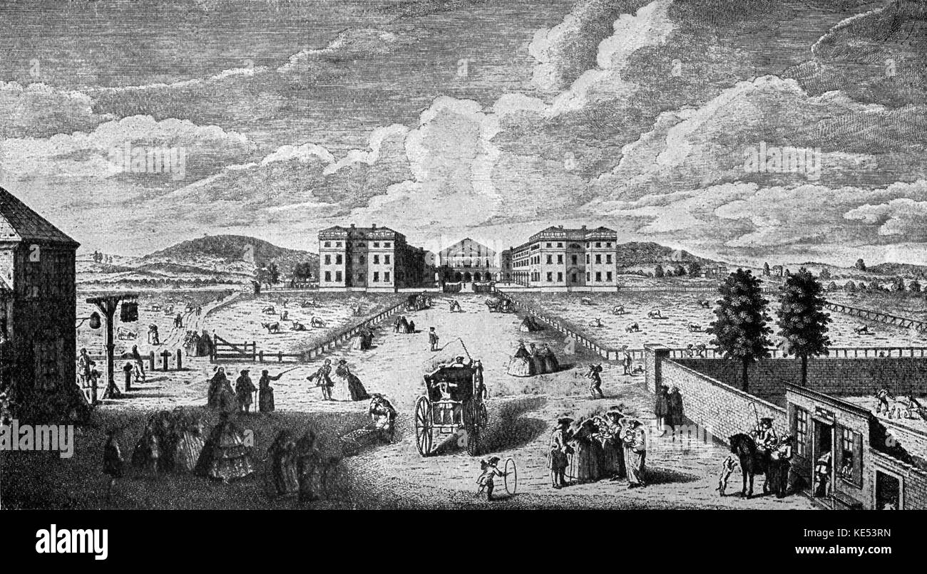 For that London foundling hospital here