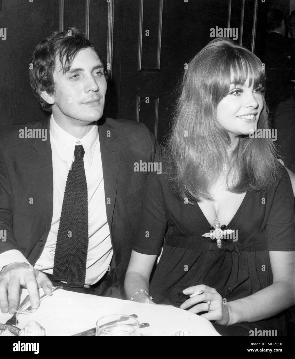 Terence Stamp Jean Shrimpton 1964