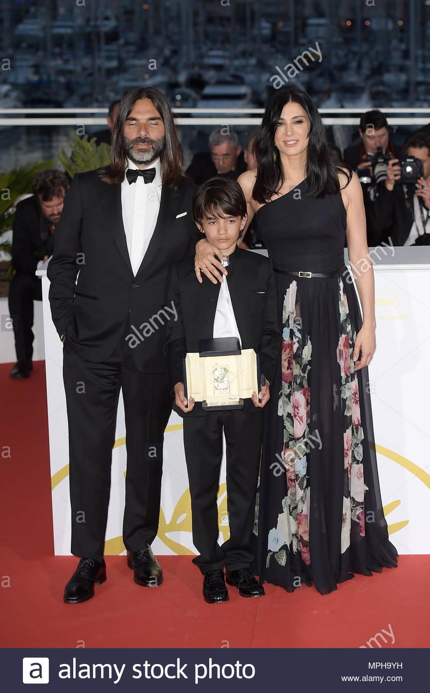Nadine Labaki Khaled Mouzanar Zain Al Rafeea Preis Der Jury Award