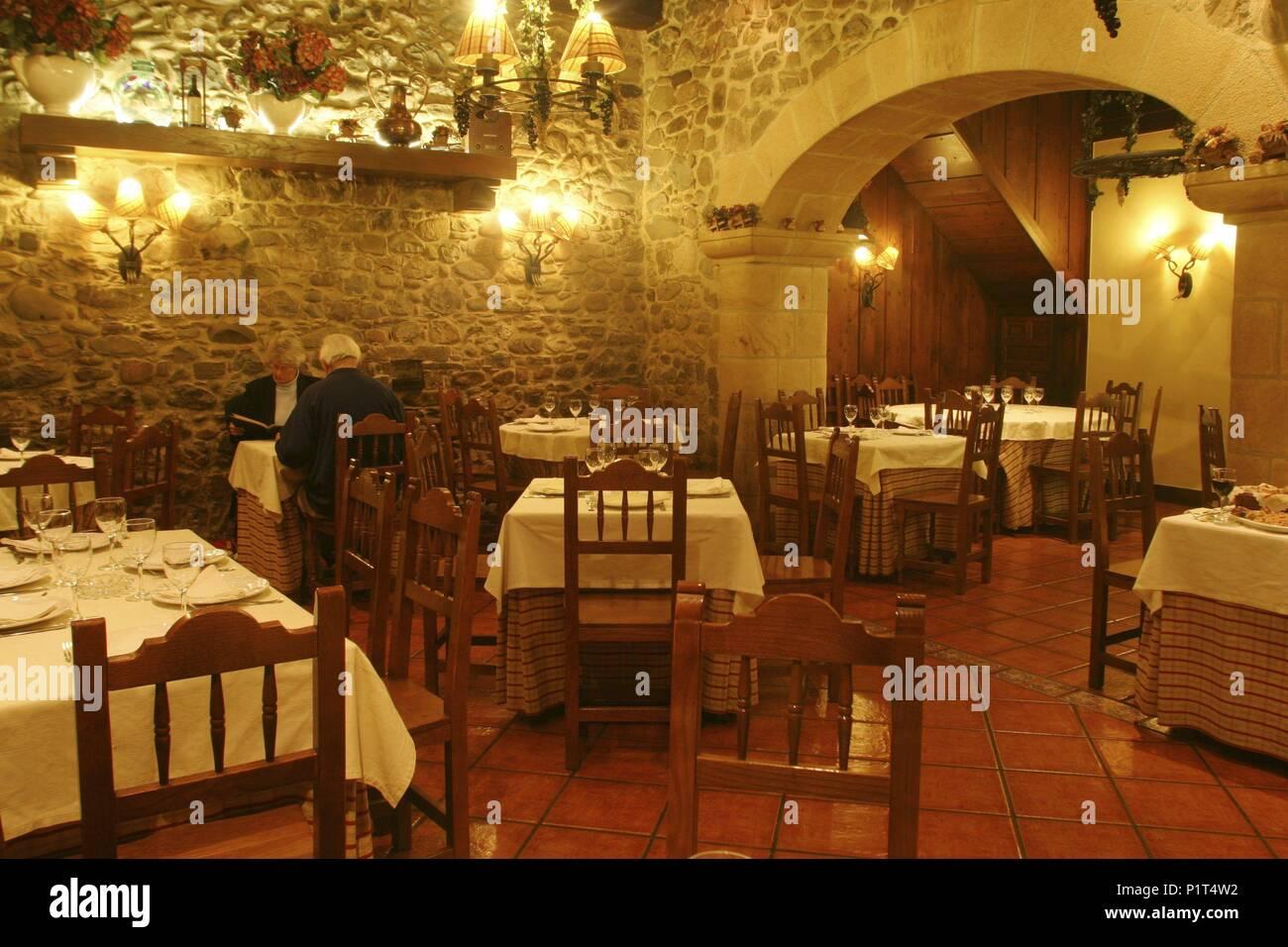Potes; Restaurante \