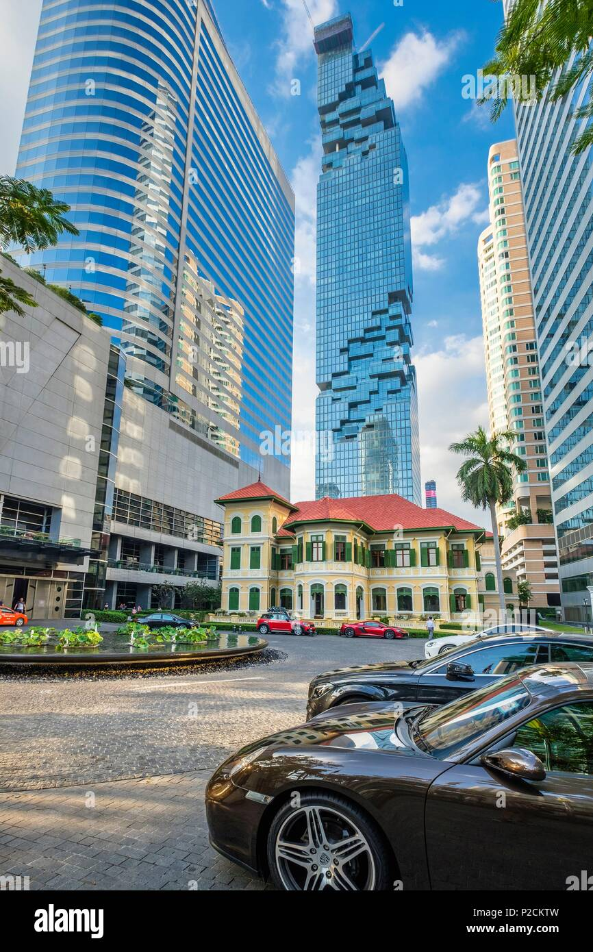 Thailand Bangkok Bang Rak Distrikt W Bangkok Hotel 5 Sterne